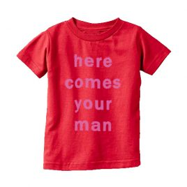 Here comes your man Tee