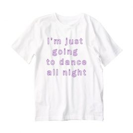 Dancing on my own Tee